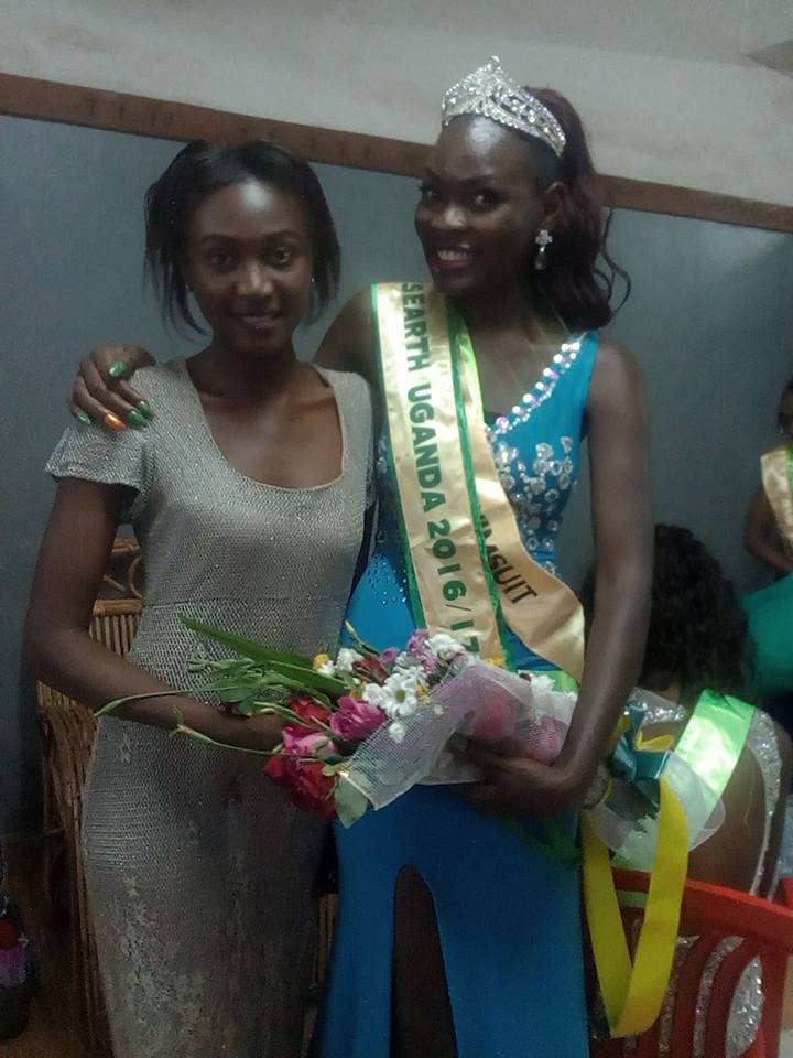 Priscilla Achieng is Miss Earth Uganda 2016