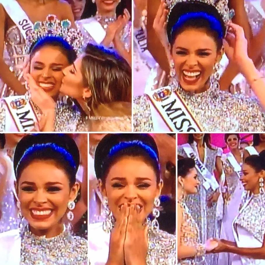 Keysi Mairin Sayago Arrechedera is Miss Venezuela 2016