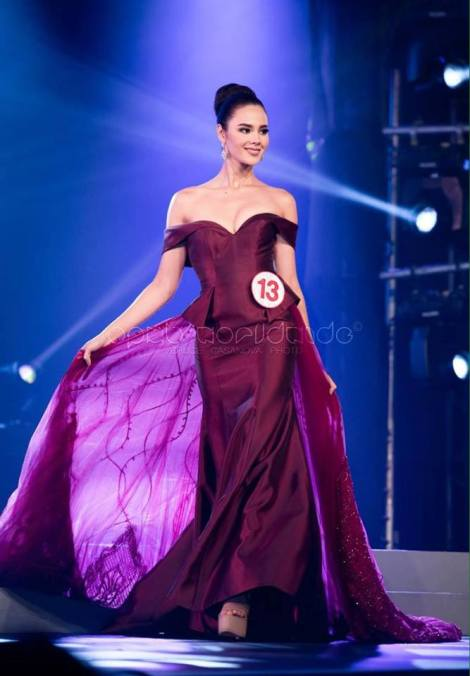 Catriona Gray is Miss World Philippines 2016