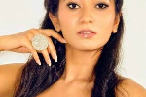 Varsha Rajkhowa of India is Miss Scuba International 2016