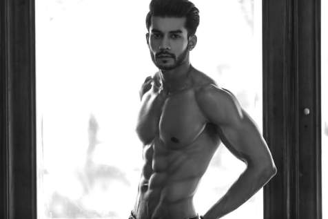 Varun Verma Peter England Mister India 2016