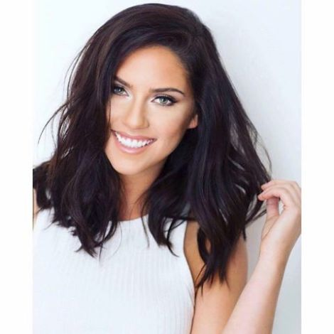 Julia Scaparotti won Miss Massachusetts 2017 and will represent Massachusetts at Miss USA 2017