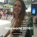 Miss World 2016 Contestants