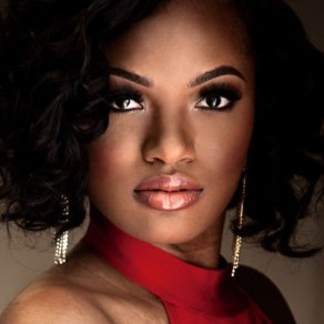 Mia Jones is representing Delaware at Miss USA 2017