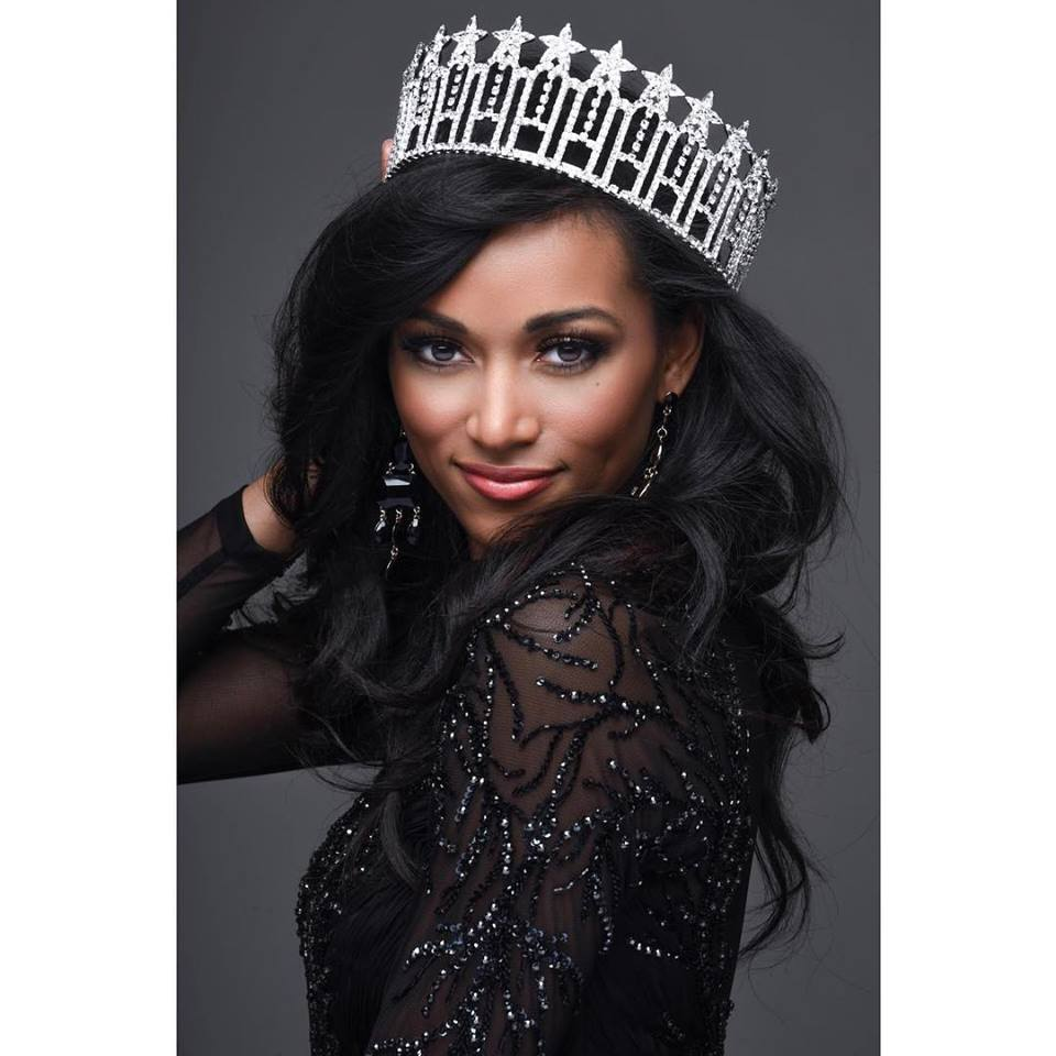 Kara McCullough is representing District of Columbia at Miss USA 2017