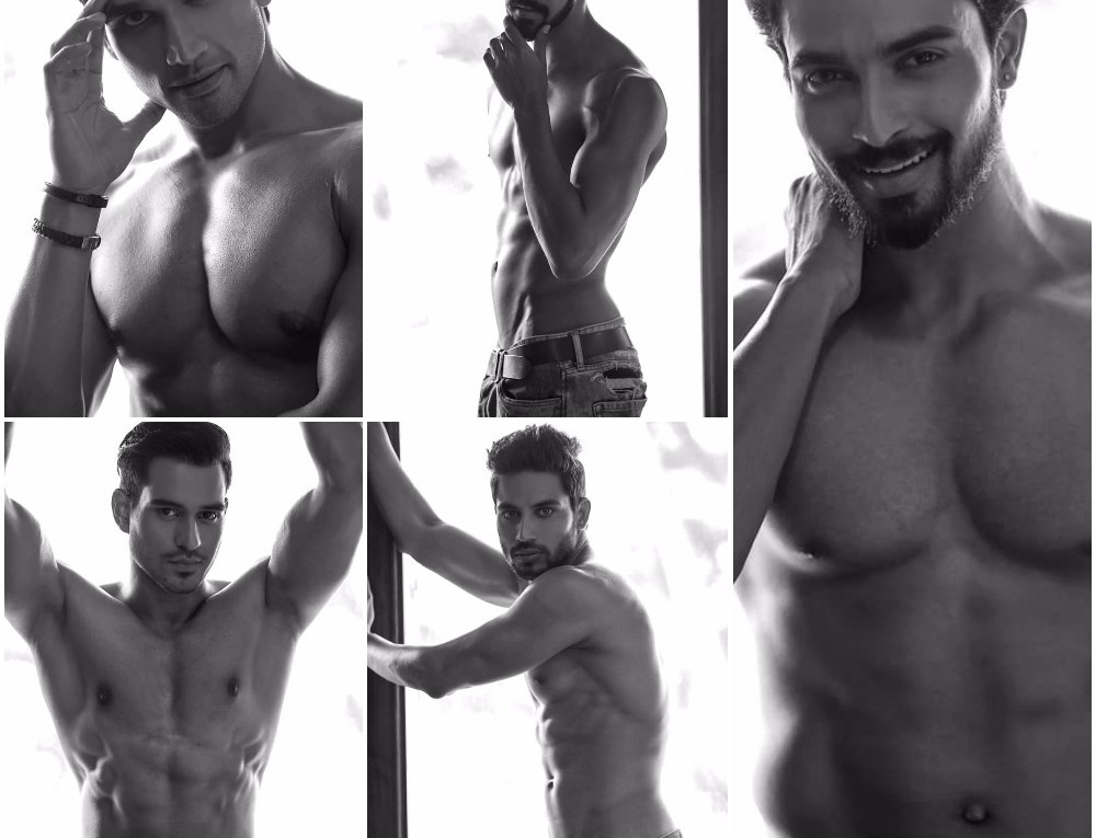 Peter England Mister India 2016