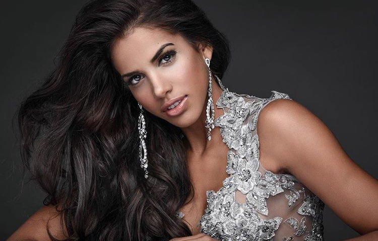 Linette De Los Santos is representing Florida at Miss USA 2017