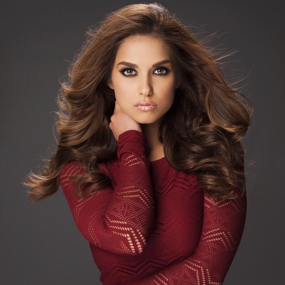 Deanna Johnson is Georgia representing at Miss USA 2017