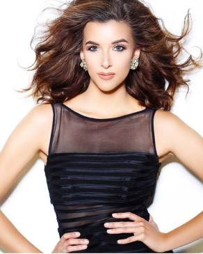 Cassie Lewis is representing Idaho at Miss USA 2017
