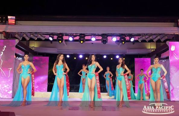 Miss Asia Pacific International 2016