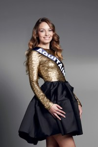 Axelle Bonnemaison is representing at Miss France 2017