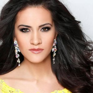 Raquel Wellentin is representing North Dakota at Miss USA 2017