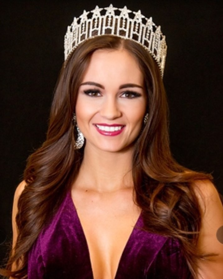 Alex Smith is representing Oklahoma at Miss USA 2017