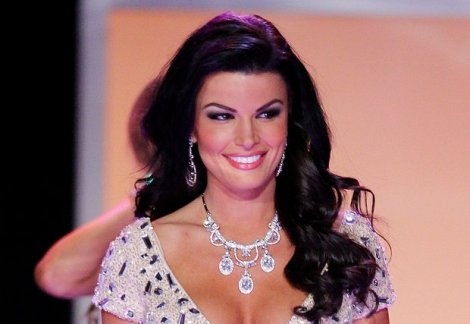 Sheena Monnin, Miss Pennsylvania USA 2012, later resigned.