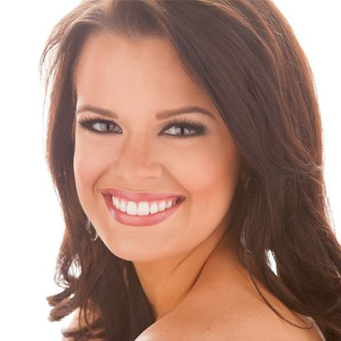Tessa Dee  is representing South Dakota at Miss USA 2017