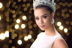 Chalisa Amanda of Thailand is Miss Tourism Metropolitan International 2016