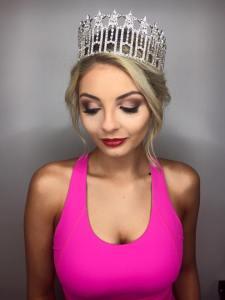 Alex Carlson-Helo is representing Washington at Miss USA 2017
