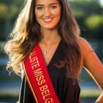 Delphine Devos is one fo the Miss Belgium 2017 contestant