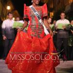 Miss Sierra Leone-Hawa Kamara during terno fashion show