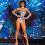 Miss Brazil,Raissa Santana during Miss Universe 2016 National Costume presentation