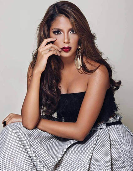 Connie Jiménez will be representing Ecuador at Miss Universe 2016