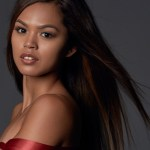 Miss Guam -Muñeka Taisipic during Miss Universe 2016 glamshots