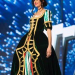 Miss Italy,Sophia Sergio during Miss Universe 2016 National Costume presentation
