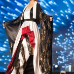 Miss Japan,Sari Nakazawa during Miss Universe 2016 National Costume presentation