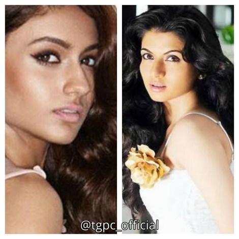 Kiran Jassal & Bhagyashree
