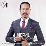 Rokesh Tandukar is representing Nepal at Mister International
