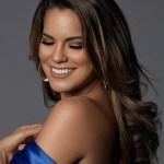 Miss Peru-Valeria Piazza during Miss Universe 2016 glamshots