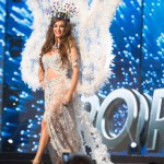 Miss Portugal,Flavia Brito during Miss Universe 2016 National Costume presentation