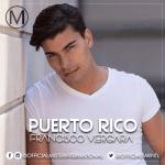 Francisco Vergara is representing Puerto Rico at Mister International
