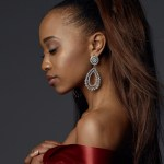 Miss South Africa -Ntandoyenkosi Kunene during Miss Universe 2016 glamshots