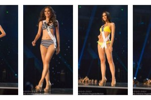 Miss Universe 2016 Swimsuit Presentation