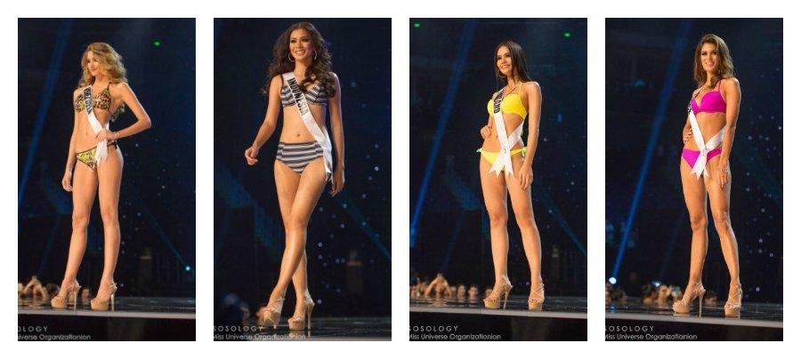 Miss Universe 2016 Swimsuit Presentation