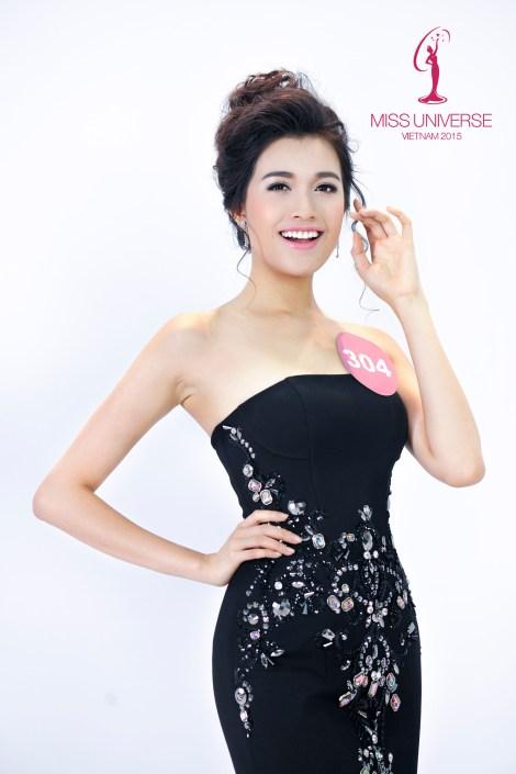 Đặng Thị Lệ Hằng will be representing Vietnam at Miss Universe 2016