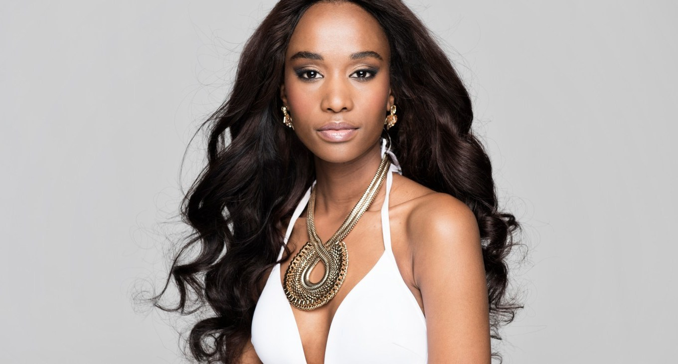 Zozibini Tunzi is one of the semi finalist of Miss South Africa 2017