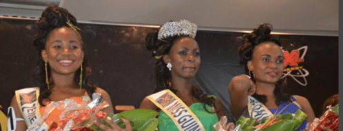 Asmaou Diallo crowned as Miss Guinea 2017