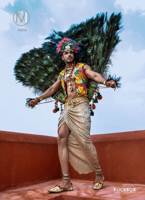 Mister International 2016 National Costume