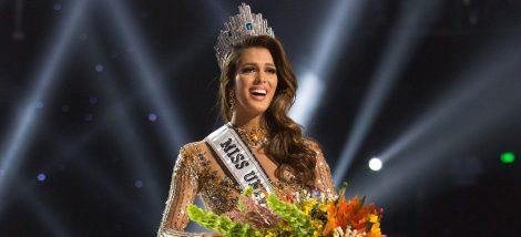 Iris Mittenaere from France wins Miss Universe 2016