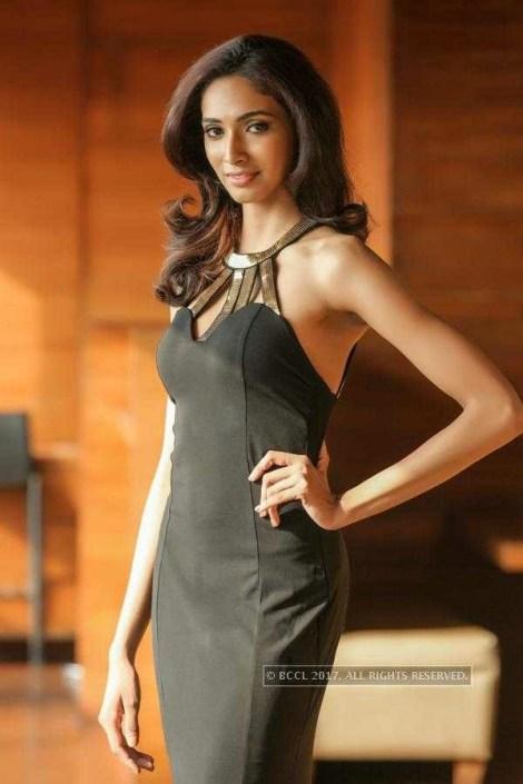 Christeena Biju will represent  Odisha at Femina Miss India 2017