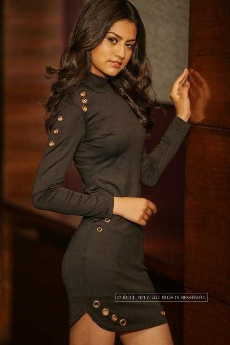 Roshni Ghimirey will represent Sikkim  at Femina Miss India 2017