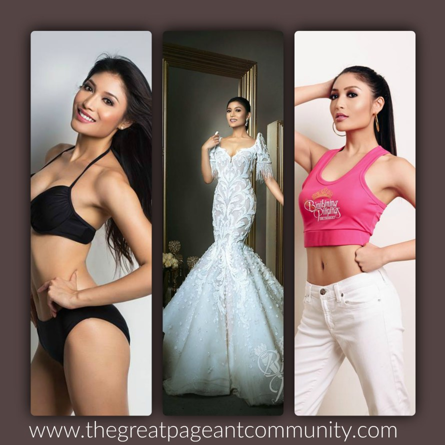 Miss Globe Phillipines 2017, Rachel Peters