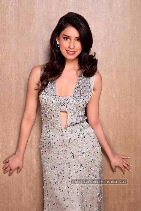 Maira Chaudhary is Femina Miss India Delhi 2017