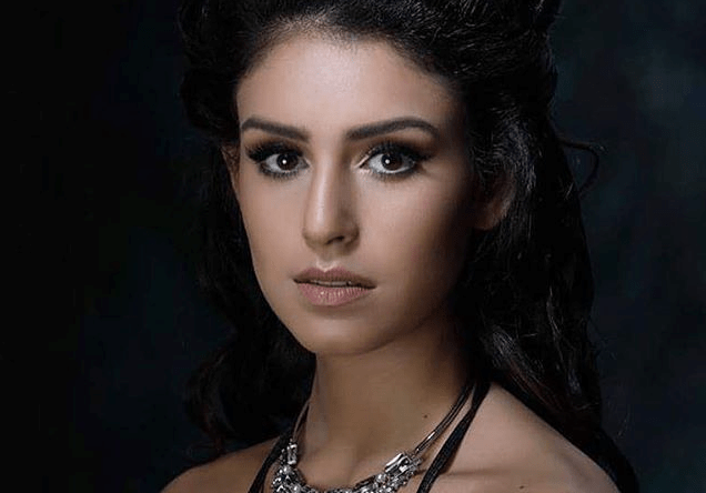 Maira Chaudhary is Femina Miss India Delhi 2017