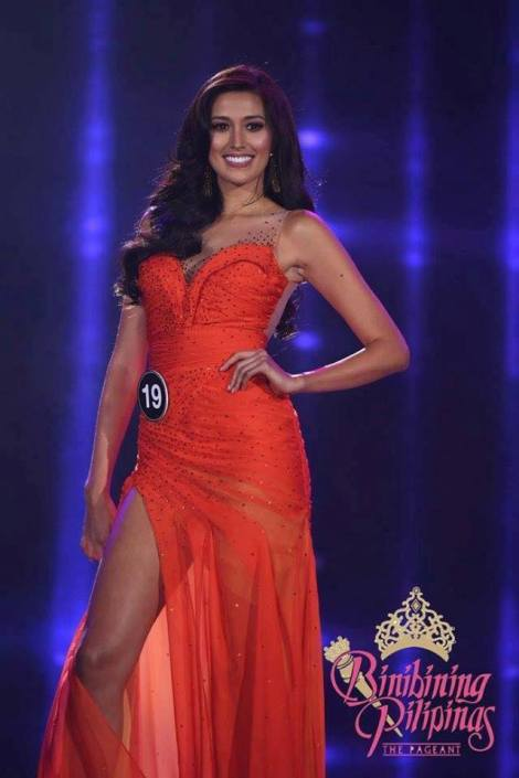Rachel Peters wins Miss Universe Philippines 2017 title