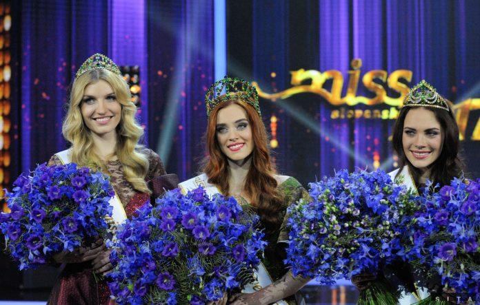 Hanka Zavodna crowned Miss Slovensko 2017