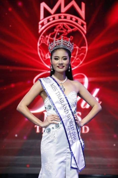 Patlada Kulphakthanapat appointed as Miss World Thailand 2017