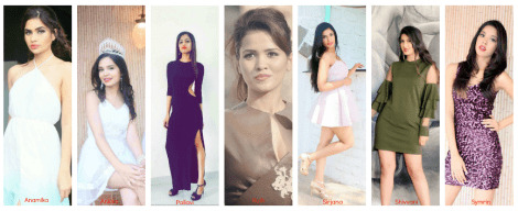 Hotpicks for the Crown: World Supermodel India 2017 [Adult Category]